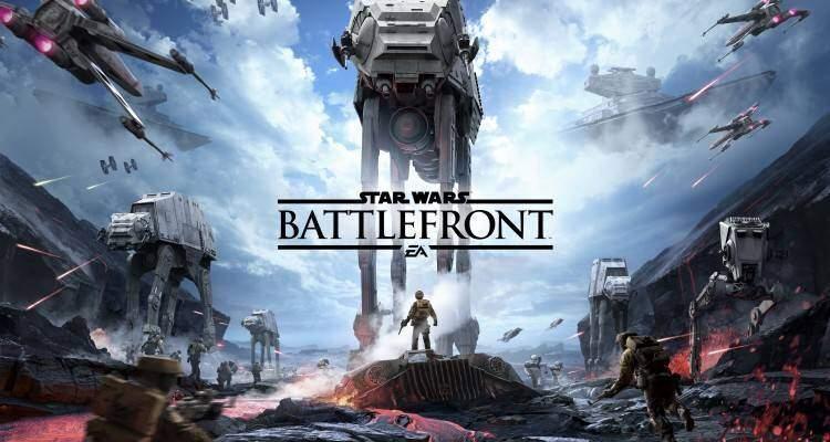 Star Wars Battlefront: trailer E3 della modalità multiplayer
