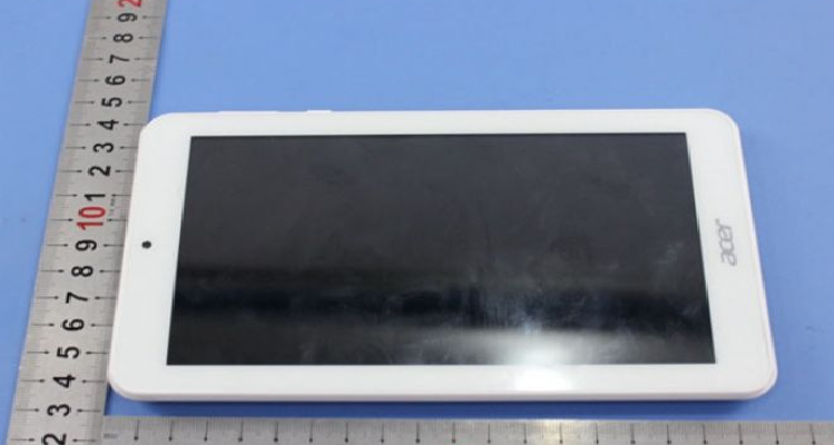 Acer Iconia One 7, variante con SoC MediaTek in dirittura d'arrivo