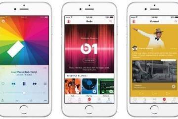 Apple Music: rilasciato insieme al nuovo iOS 8.4!