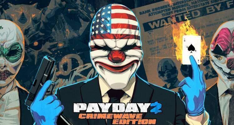 Payday 2 Crimewave Edition: trailer di lancio
