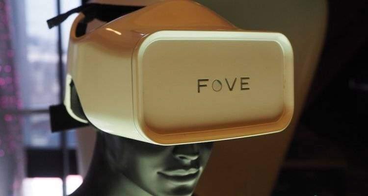 FOVE: Samsung investe sulla realtà virtuale!