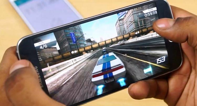 Samsung Galaxy S6 a prova di gaming: una sfida vincente?