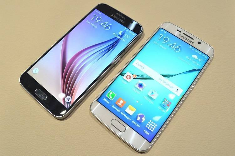 Samsung Galaxy S6, battuti in un test gli altri top di gamma