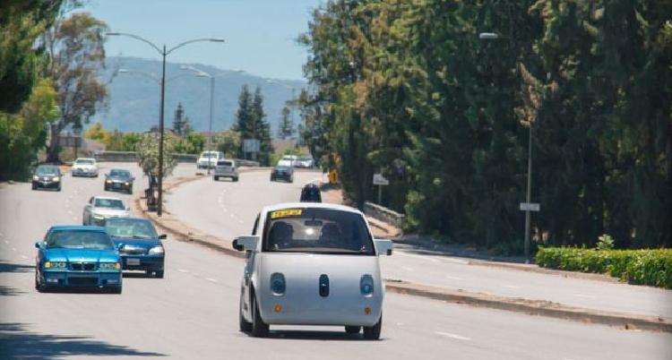 Google Car, ora una realtà: le prime circolano già su strada!