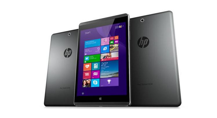 HP Pro Tablet 608: tablet Windows 10 con display in 2K!