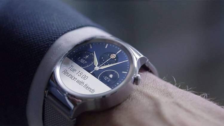 Huawei Watch, non arriverà prima di Ottobre
