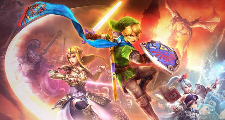 Zelda Hyrule Warriors Legends arriva su Nintendo 3DS