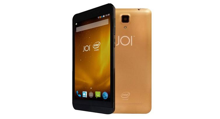 JOI Phone 5, è lui il primo smartphone con processore Intel Atom x3