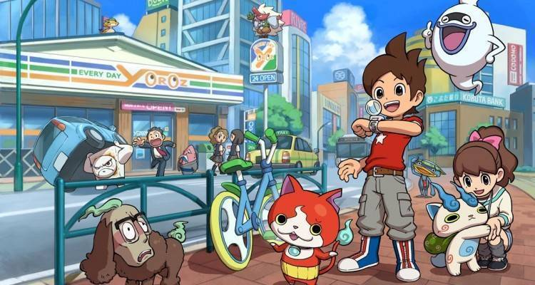 Yo-Kai Watch.