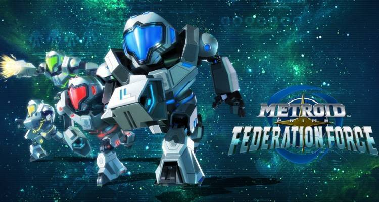 Metroid Prime Federation Force.