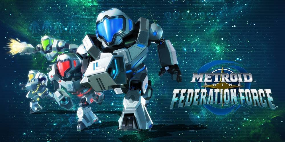 Annunciato Metroid Prime Federation Force