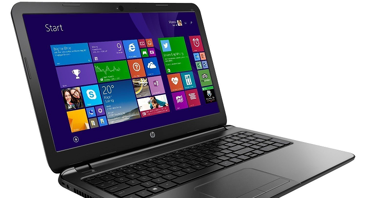 Notebook HP con Windows 8.1: 15.6″ e 500GB in offerta a 189€!