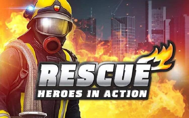 RESCUE: Heroes in action, ecco come sentirsi dei veri pompieri
