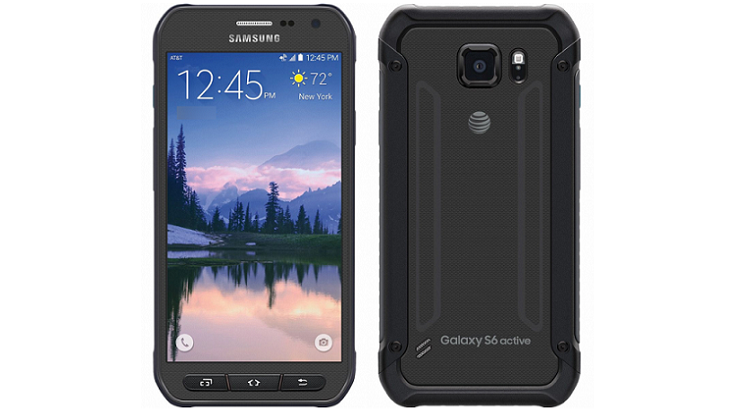 Samsung Galaxy S6 Active: il primo video unboxing