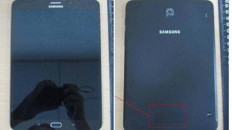 Samsung Galaxy Tab S2, spuntano le prime foto dal vivo