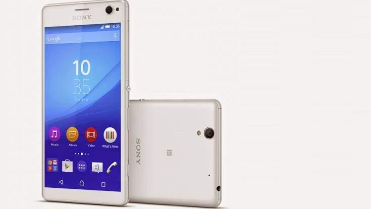 Sony Xperia C4, inizio vendite: reso noto il programma