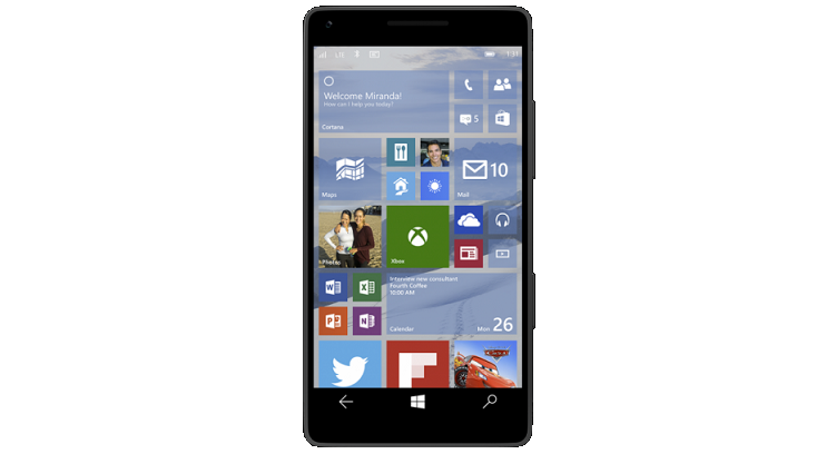 Windows 10 Mobile: debutto atteso a Settembre