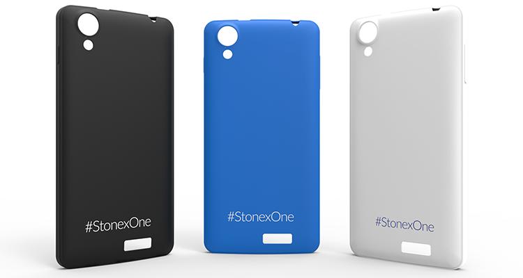 Stonex One Cover