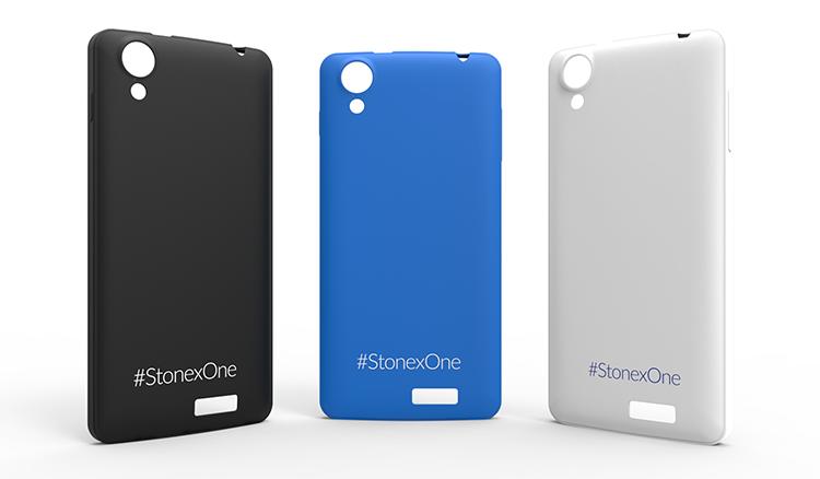 Stonex ONE: mostrate le possibili prime cover