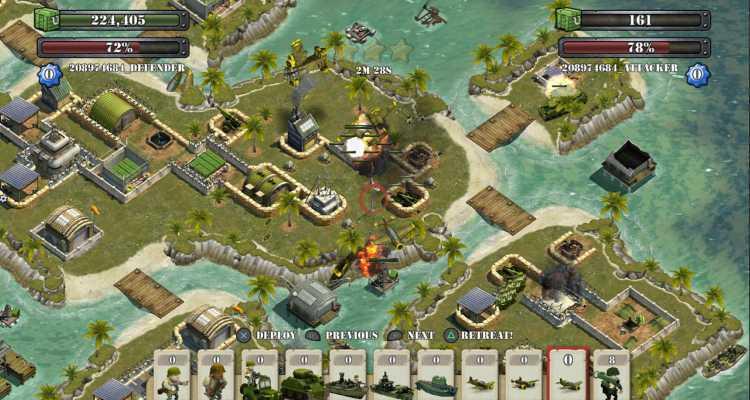 Battle Island.