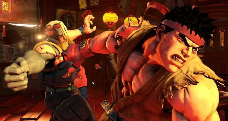 Street Fighter 5: video gameplay della Beta