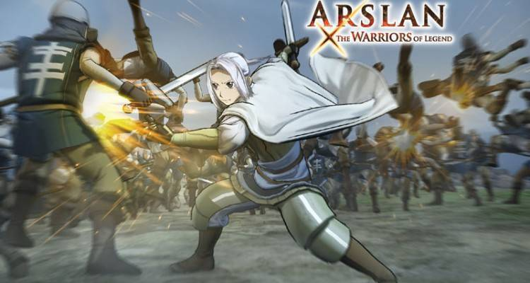 Annunciato Arslan The Warriors of Legend