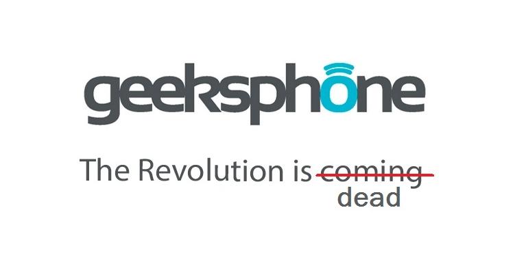 Geeksphone chiude: il marchio spagnolo esce dal mercato smartphone