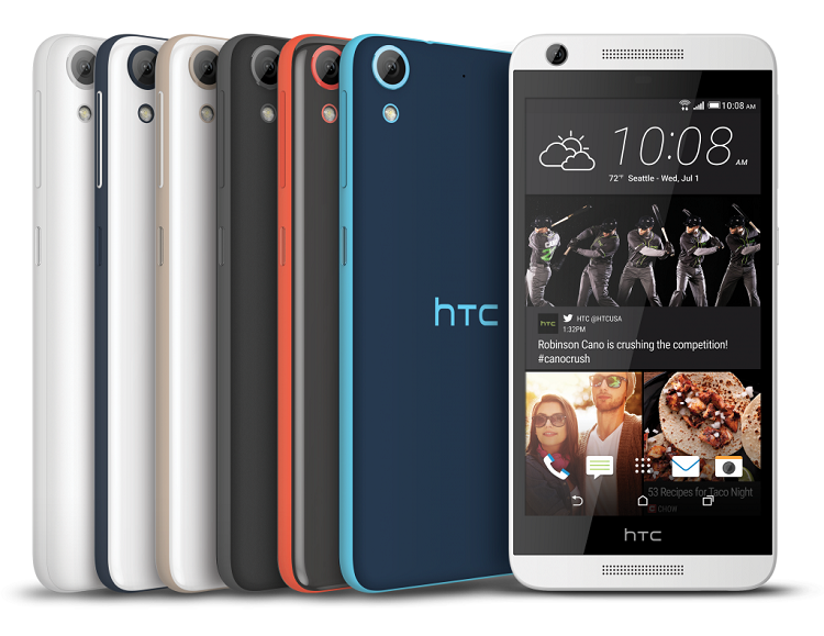 HTC, nuovi lanci negli Stati Uniti