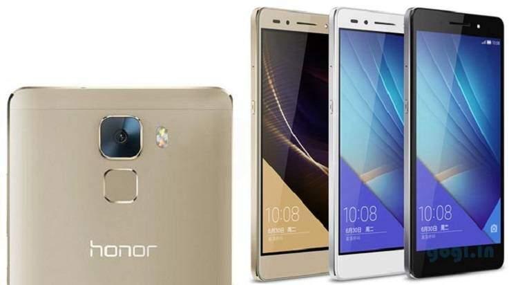 Huawei Honor 7: da Settembre in Italia grazie ad Amazon
