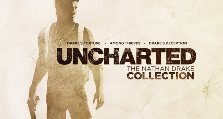 Uncharted The Nathan Drake Collection.