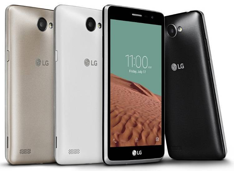 LG Max approda in India