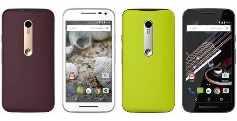 Motorola Moto G 2015: altri dettagli sulle opzioni MotoMaker!