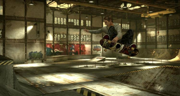 Tony Hawk's Pro Skater 5: primo video gameplay