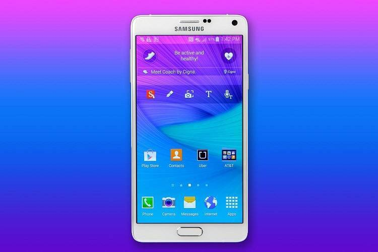 Samsung Galaxy Note 5, confermati i 4GB di RAM