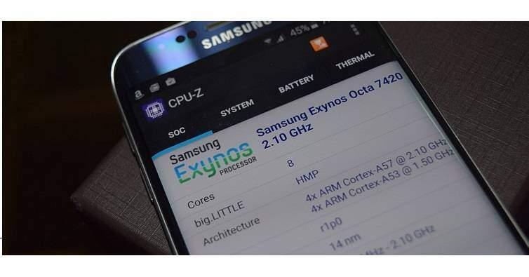 Samsung Galaxy Note 5, nuovi dettagli sul processore