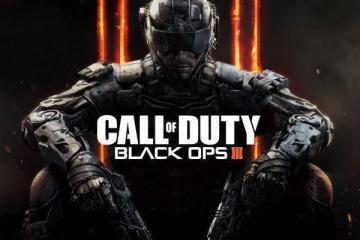 Call of Duty Black Ops III.