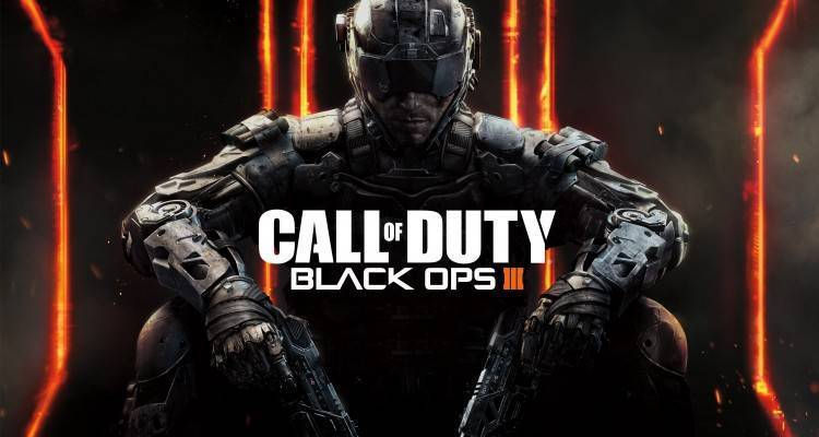 Call of Duty Black Ops III.