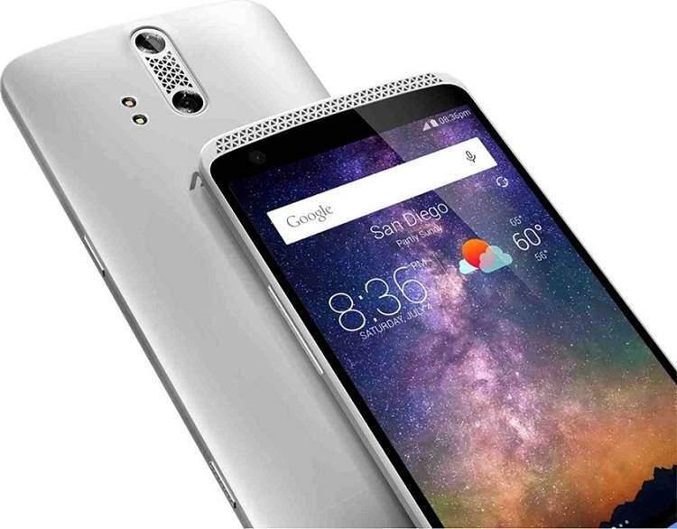 ZTE Axon, spunta una versione con scanner d'impronte digitali