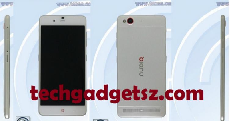 ZTE NX513J, prime info sul nuovo smartphone ultrasottile