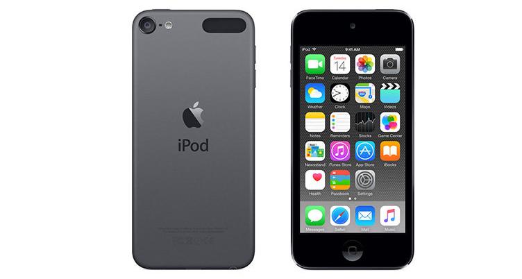 Apple: nuovo iPod Touch con 1GB di RAM e processore A8
