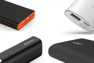 batterie esterne power bank