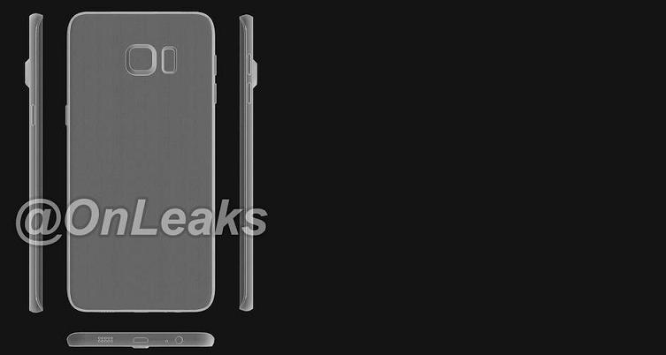 Samsung Galaxy S6 Edge Plus: ulteriori novità e disegni tecnici