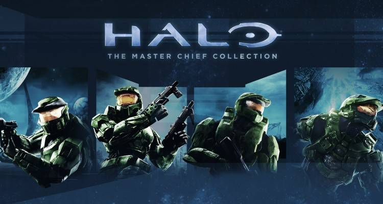 Halo The Master Chief Collection.
