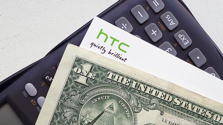 HTC in difficoltà: anche il secondo trimestre chiude in perdita