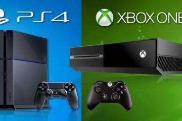 Playstation 4 e Xbox One.