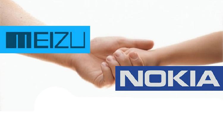 Meizu e Nokia