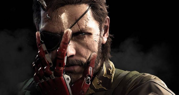 Metal Gear Solid 5 The Phantom Pain: disponibile da oggi
