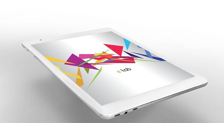 Microtech e-tab, il tablet italiano che supporta Android e Windows!
