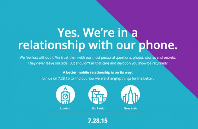 Motorola, ufficializzato evento il 28 Luglio in tre città