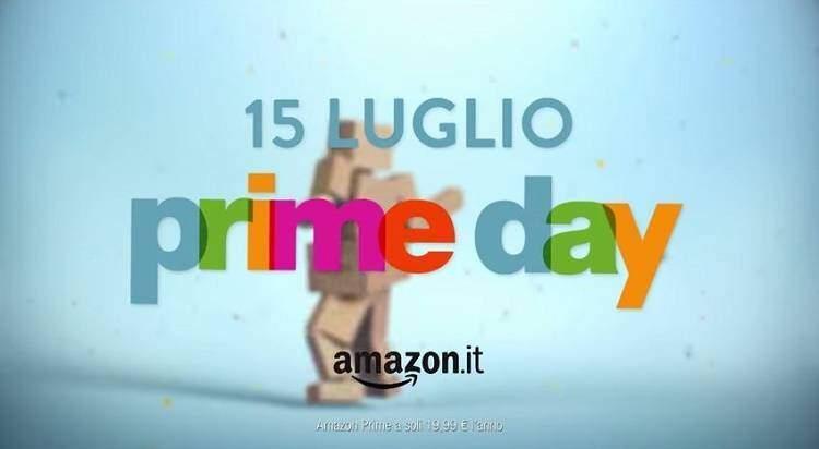 Iscriviti subito ad Amazon Prime gratuitamente per il Prime Day!